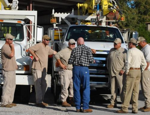 3 Utility Crews Dispatched to South Alabama, Florida